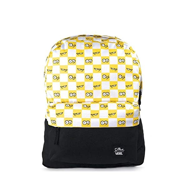 51COoTiYyxL. SS600  - VANS Vans X The Simpsons Backpack VN0A4V44ZZY1