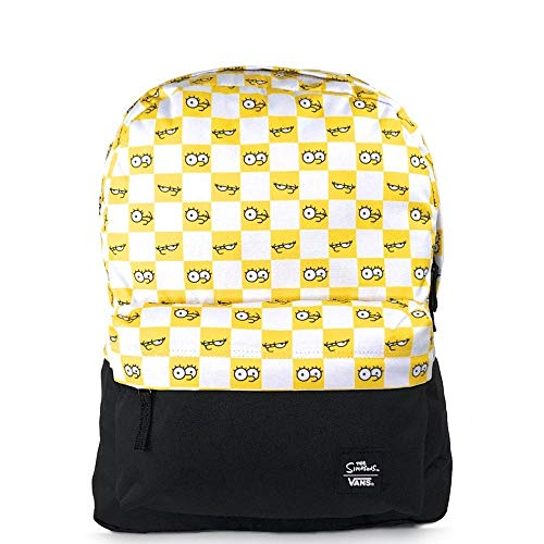 51COoTiYyxL - VANS Vans X The Simpsons Backpack VN0A4V44ZZY1