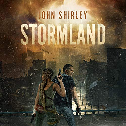 Stormland cover art