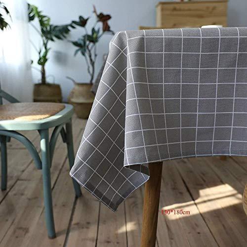 YONGYONGCHONG tafelloper tafelkleed decoratieve olie en waterdicht wegwerp wasbaar mat tafelkleed