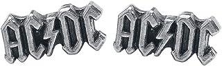 Official Alchemy Gothic Rocks AC/DC Logo Ear Studs Earrings