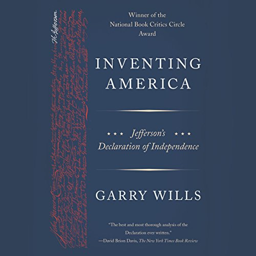 Inventing America audiobook cover art