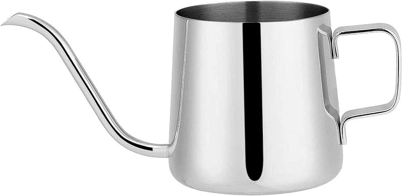 250ml San Diego Mall 350ml Stainless San Antonio Mall Steel Drip Pot Coffee Long Spout Gooseneck