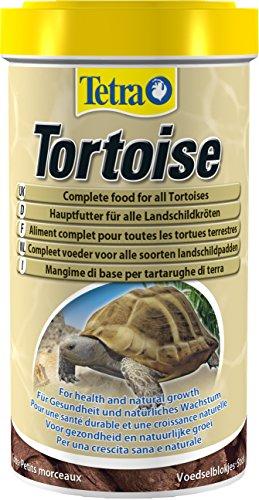 Tetra Tortoise - Comida Principal para Tortugas terrestres para una Dieta Adecuada para Las Especies, Lata de 500 ml