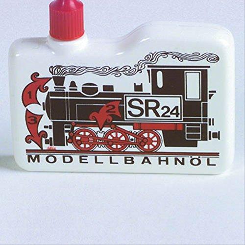 SR24 Dampf und Reinigungsöl 100 ccm