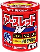 【第2類医薬品】アースレッドW 18-24畳用 30g ×3