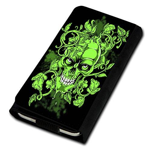 sw-mobile-shop Book Style Flip Handy Tasche Case Schutz Hülle Foto Schale Motiv Etui für Archos 50C Platinum - Flip U4 Design6