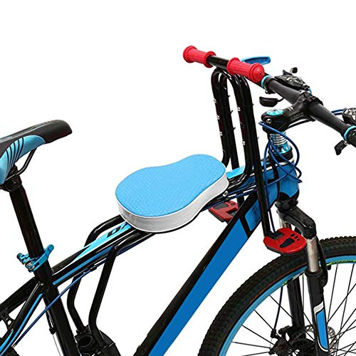 Fantastic Prices! AFDK Cushion,Bicycleseat Front Folding Pedal for Mountain Bike Recreational Vehi...
