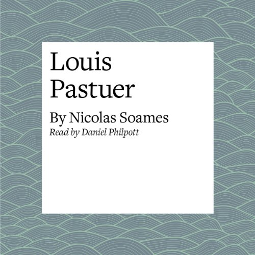 Louis Pasteur audiobook cover art
