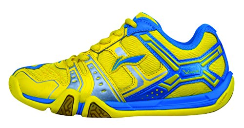 Li Ning Kinder-Schuh Badminton-Schuh 'Family' Junior Kids Gr. 34 1/3