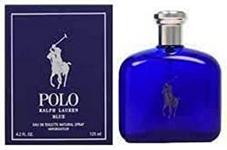 Polo Blue by Ralph Lauren for Men, Eau De Toilette Natural Spray, 1.3 Ounce