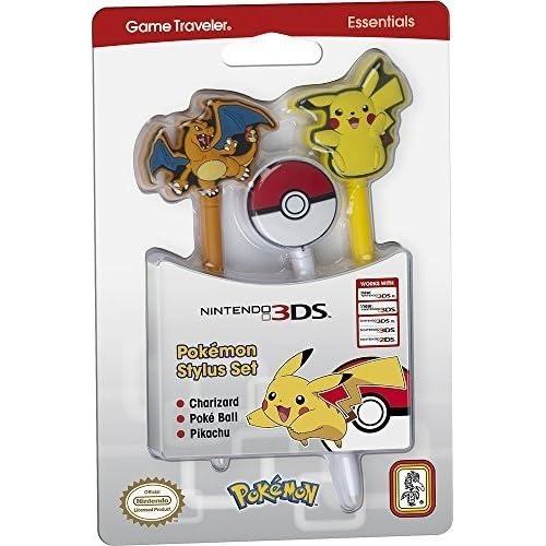 Bigben Interactive - Pack 3 Stylus Pokemon (Nintendo 3Ds): Amazon ...