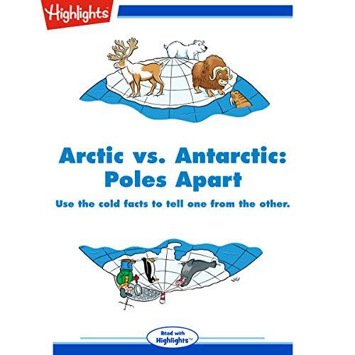 Arctic vs. Antarctic: Poles Apart copertina
