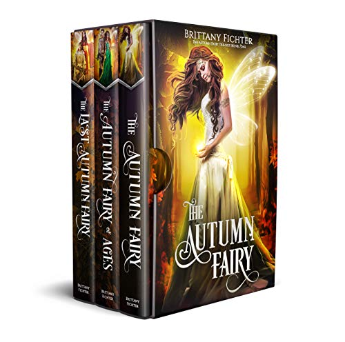 The Autumn Fairy Trilogy Bookset (English Edition)