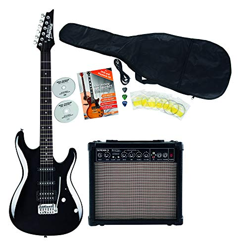Ibanez GSA60-BKN E-Gitarre Starter SET