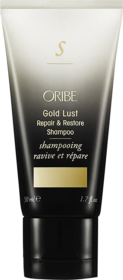 女王毛布ポルノGold Lust Repair & Restore Shampoo