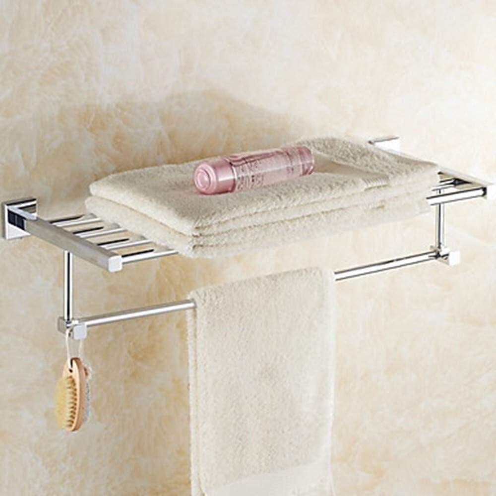 Towel Rack SEAL limited product Made of Stainless Ins New product Wall Steel Double PC