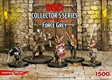 Dungeons & Dragons D&D Collector's Series Miniatures - Force Grey (Limited Edition)