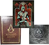 Assassin's Creed: Unity (Exclusive Limited Edition Steelbook Case), Art Book and Original Soundtrack Cd [video game]