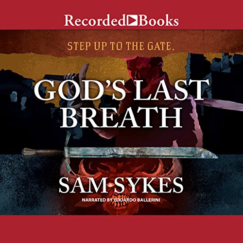 God's Last Breath audiobook cover art