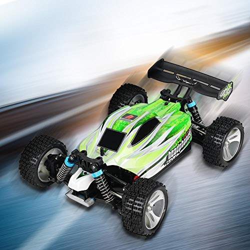 Oyunngs Ferngesteuertes Auto, 70 km/h Hochgeschwindigkeits Geländewagen, 2,4 GHz USB RC Elektroauto im Maßstab 1:18, Hobby Spielzeug Geschenk für Erwachsene und Kinder