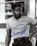 Sidney Poitier Autographed Photo