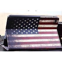 ヴィンテージ 国旗柄 iPad mini ケース アメリカ 星条旗