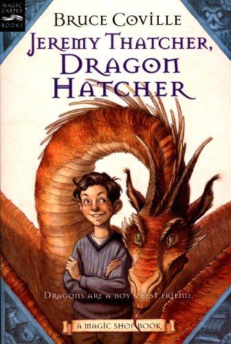 Jeremy Thatcher, Dragon Hatcher: A Magic Shop Book (English Edition)