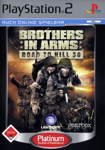 Brothers in Arms: Road to Hill 30 [Platinum]