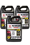 Triax All Fleet ELC Coolant & Antifreeze, Diesel Extreme HD NOAT, 1 Million Mile, 8 Year, 20,000 HRS, CAT EC-1, Concentrate (1 Gallon (Pack of 3))