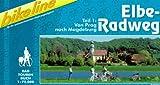 Bikeline Radtourenbuch, Elbe-Radweg (Bikeline Radtourenbücher)