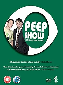 Peep Show - Series One, Two & Three