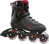 Rollerblade Spark 84 Inline Skate 2021 Dark Grey/red, 44