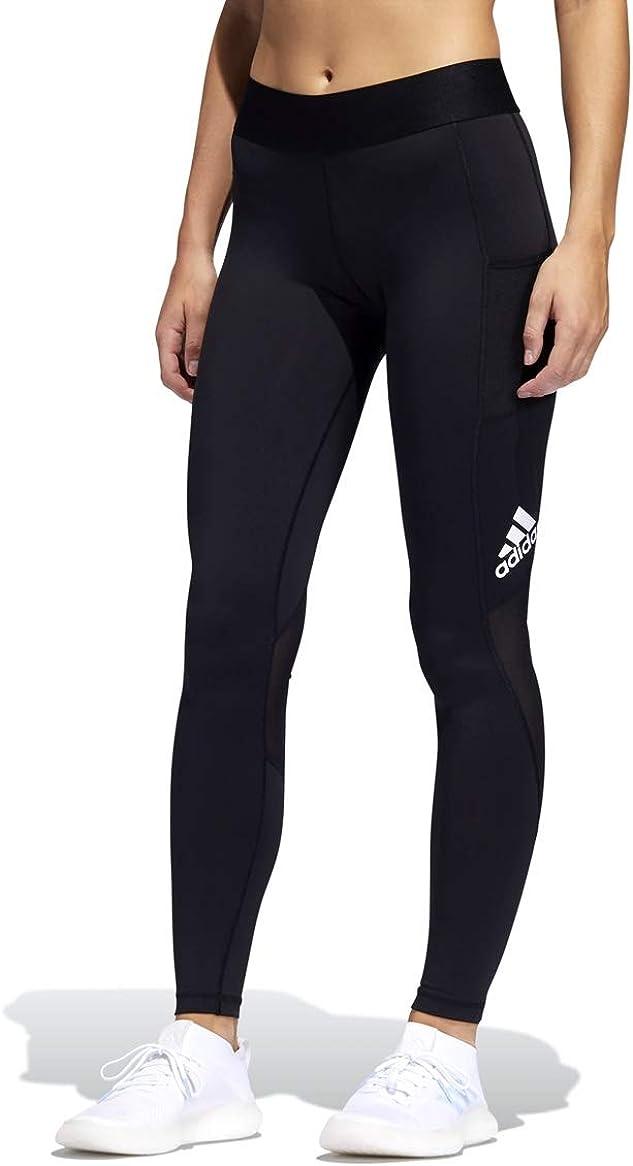 adidas Women's Alphaskin Long Tights : Clothing