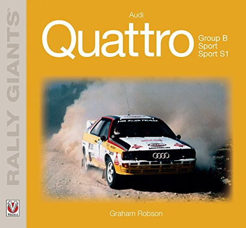 Audi Quattro (English Edition)