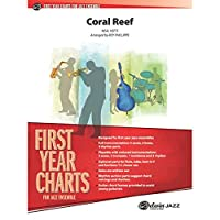 Alfred 00-33328 Coral Reef - Music Book