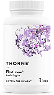 Thorne Research - Phytisone - Adrenal Stress Response Support Supplement - 60 Capsules