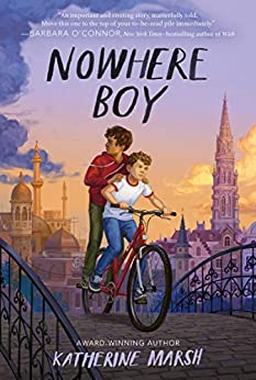 Nowhere Boy by [Katherine Marsh]
