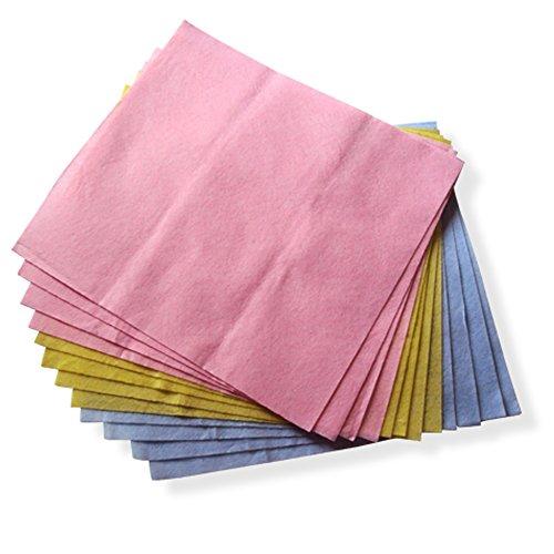 SUPA Cleaning CLOTHS Gloednieuwe beste kwaliteit Supa sponzen auto Valeting Windows polish Duster Wash grote zachte handdoeken Pelucchi auto bril herbruikbaar