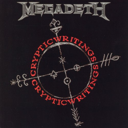 Megadeth: Cryptic Writings (Remastered) (Audio CD (Remastered))