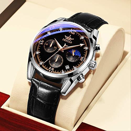 Miwaimao Reloj De Los Hombres Reloj Mecánico De Los Hombres Impermeable Estudiante Tendencia Top Diez Marcas De Reloj Electrónico De Cuarzo Gas