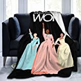JICOTIA Hamilton The Schuyler Sisters Work! Velvet Touch Ultra Soft Flannel Micro Fleece Blanket Bedroom Living Room Sofa Home Decor Warm Blanket - All Season Premium Bed Blanket 50'x40'