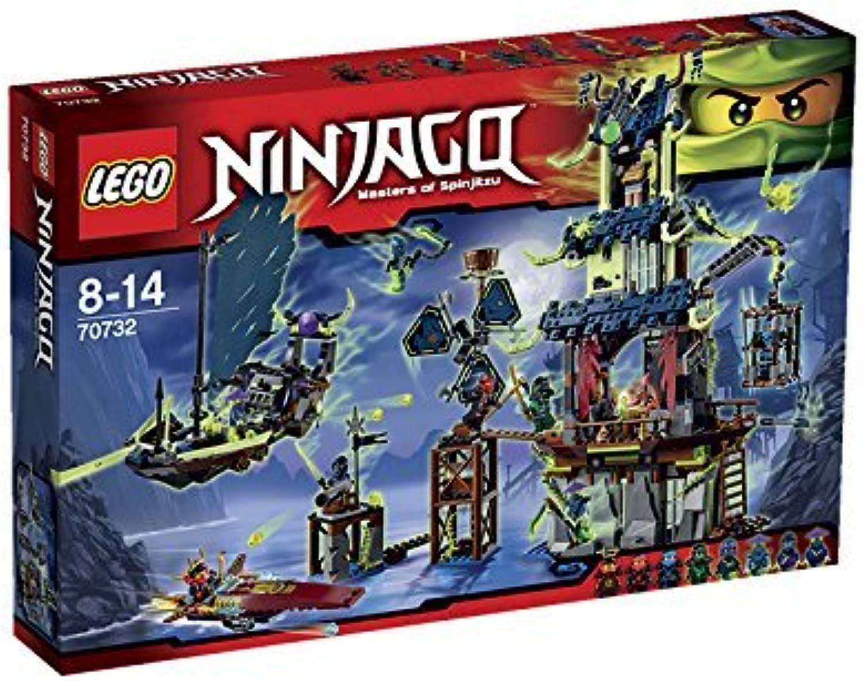 Lego 70732 Ninjago città of Stiix Gioco di Costruzione