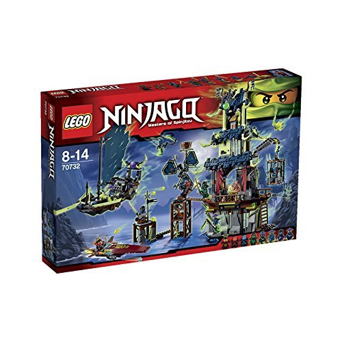 LEGO Ninjago 70732 - Die Stadt Stiix
