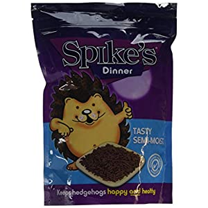 Spikes Semi-Moist Hedgehog Food 550g