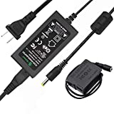 Gonine DMW-DCC8 DMW-AC8 AC Power Adapter DC Coupler Charger Kit, DMW-BLC12 Battery Replacement for...