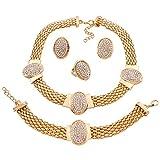 YAZILIND Novelty Jewelry Sets