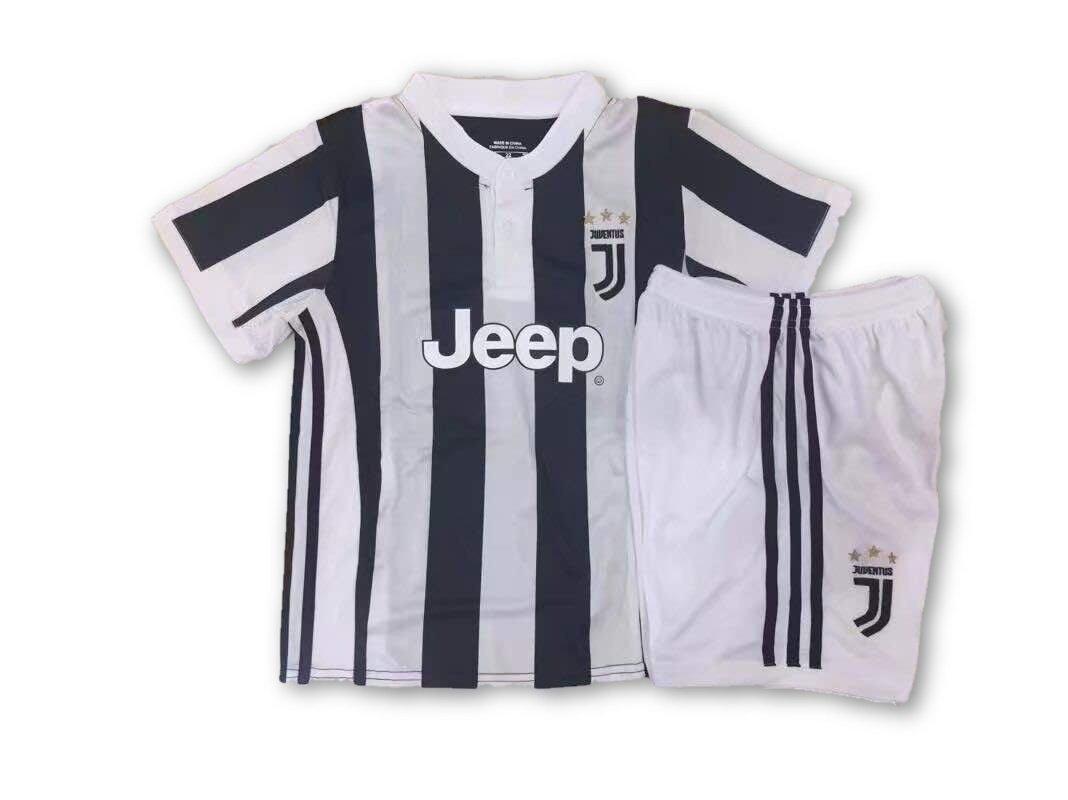 Juventus Conjunto Equipacion Camiseta Jersey Futbol Paulo Dybala 21 Replica Autorizado Talla de Niño (2 años): Amazon.es: Deportes y aire libre