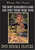 The Most Dangerous Game / And Then There Were None