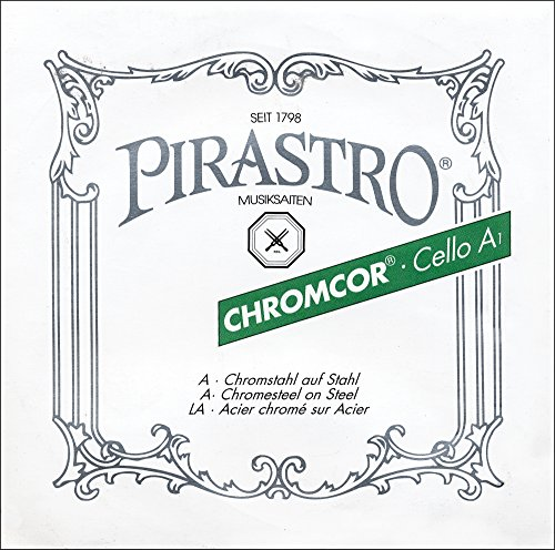 Pirastro Chromcor Cello 4/4 - Set - Chromstahl auf Stahl